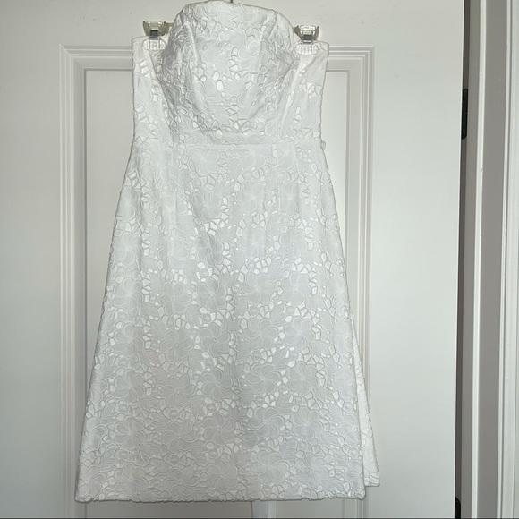 NEW Lilly Pulitzer Sienna Kentucky eyelet Dress